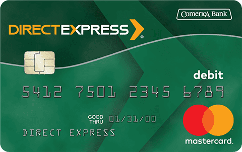 Direct Express® card